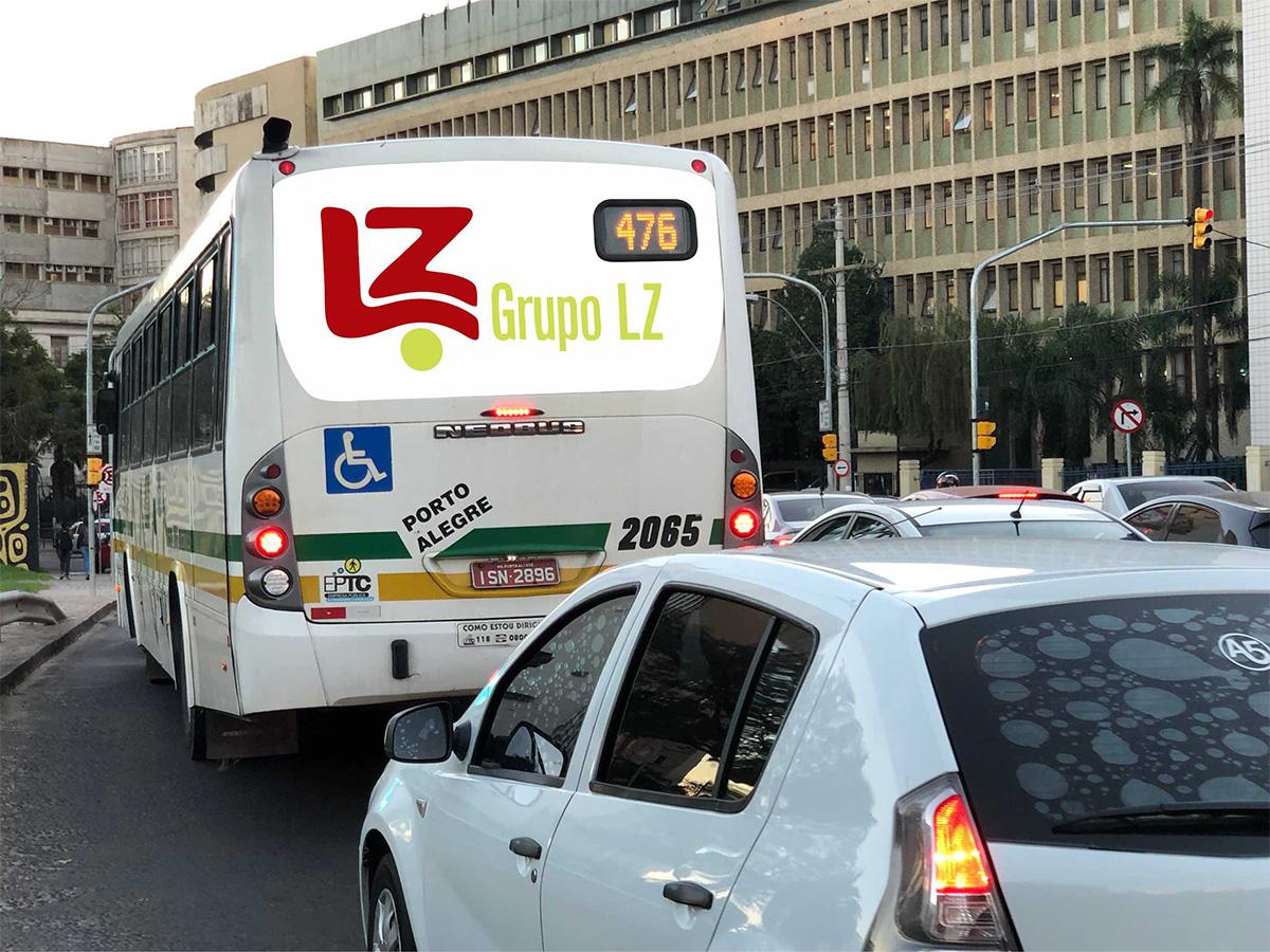 Busdoor - Grupo LZ